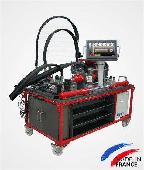 Tp Banc Hydraulique by Banc Didactique Hydraulique Shco 4 0 Avec Automate