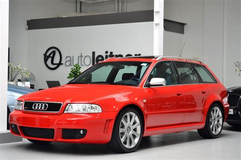 Audi Rs4 B5 For Sale by Audi Rs4 B5 Avant With 188 Km On The Clock Listed For