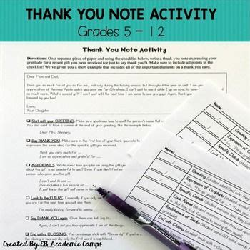 Thank You Letter Using Mathematical Terms 1000 images about i freebies on free