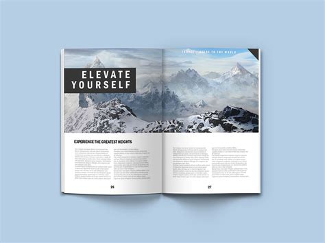 5 psd magazine mockups free design resources