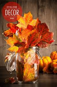 fall diy decorating ideas 15 great diy fall home d 233 cor ideas personal creations