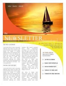 church newsletter templates template newsletter templates
