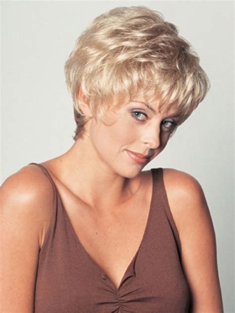 pixie curly short hair short curly pixie cut wigs for older women short