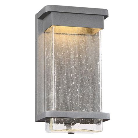 vitrine modern vitrine outdoor wall light by modern forms ws w32512 gh