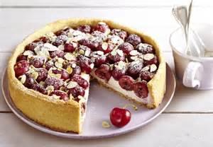 kirsch kuchen blech kirschkuchen mit joghurt rezept edeka