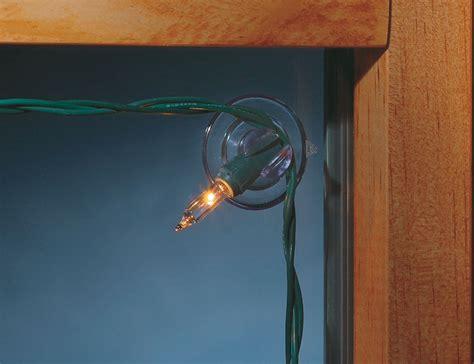 string light hooks mini self closing suction cup string light holders 25
