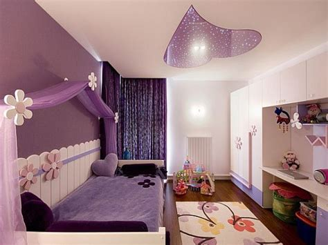 cool bedrooms for teenage girls with purple color best
