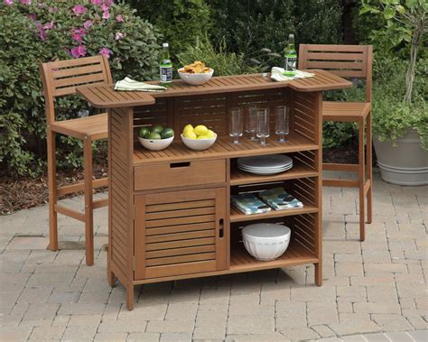 Outdoor Bars Furniture For Patios Outdoor Patio Bar Sets Home Bar Design