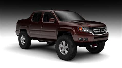honda truck lifted honda ridgeline lifted www pixshark com images
