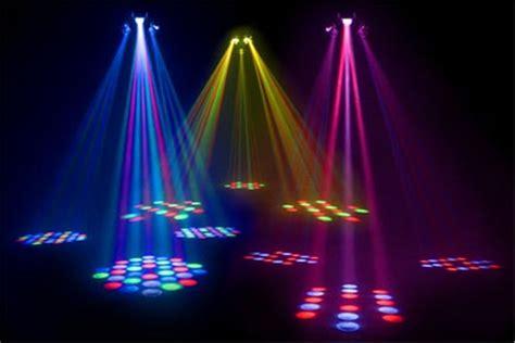 american dj triple flex dmx led light centerpiece pssl
