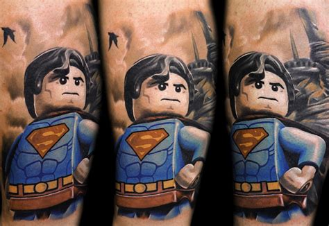 lego minifigure tattoos and more by max pniewski scene360