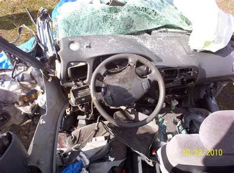 airbag deployment 2011 honda accord head up display 1998 honda civic driver airbag did not deploy the passenger did in accident 1 complaints
