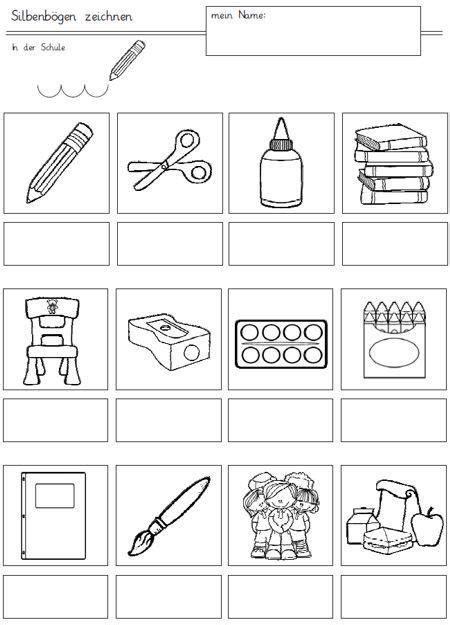 silbenboegen zeichnen zaubereinmaleins designblog schule stuff