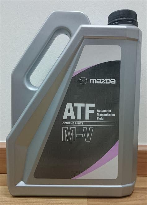 mazda auto transmission fluid m v atf 4 liter kkb