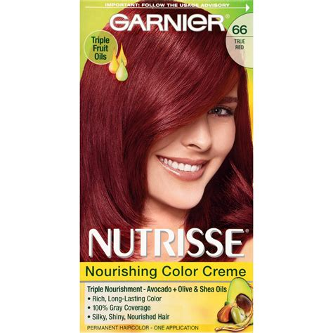 garnier fructis hair dye colors garnier nutrisse ultra color nourishing hair