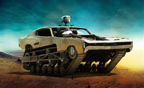 mad car the gallery for gt mad max fury road concept
