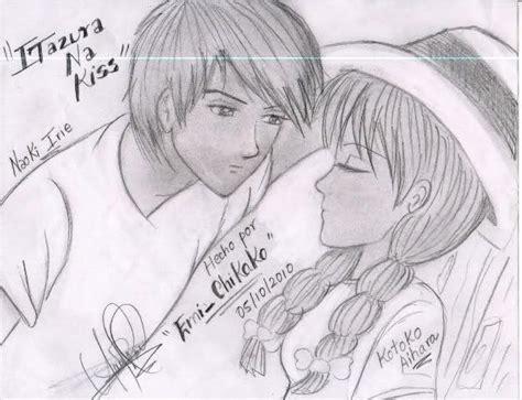 imagenes para dibujar a lapiz de anime amor dibujos a l 225 piz de amor