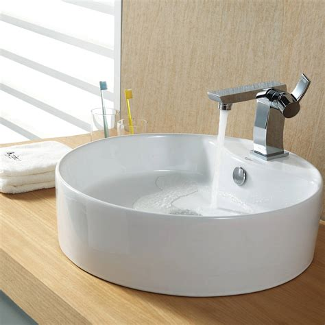 Sink And Faucet Set 21 Ceramic Sink Design Ideas For Kitchen And Bathroom