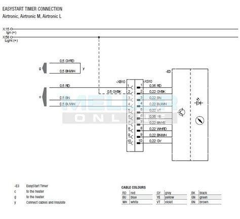 eberspacher d4 wiring diagram 29 wiring diagram images