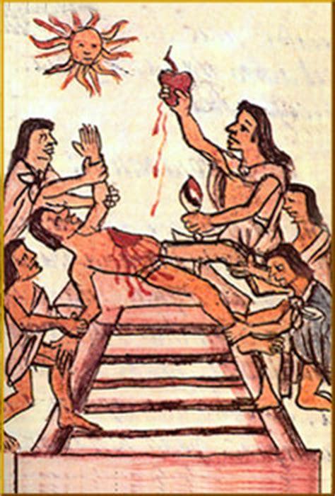 imagenes sacrificios mayas sacrificios humanos en el imperio azteca quhist com