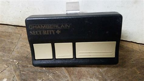 Who Sells Chamberlain Garage Door Openers Chamberlain Liftmaster Garage Door Opener Visor Remote 953cb 953lm Ebay