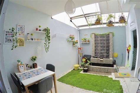 design void rumah mungkinkah bikin taman quot indoor quot di rumah mungil begini