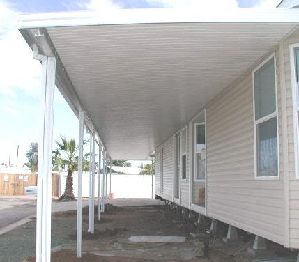 aluminum awnings for mobile homes awnings in texas