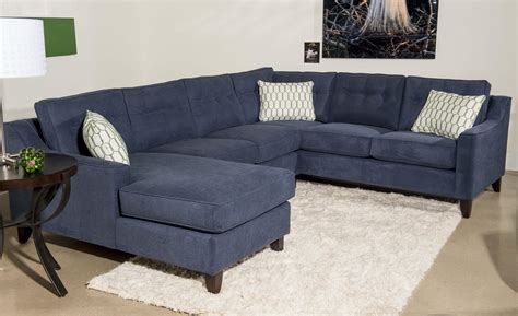 klaussner sectional sofa klaussner audrina contemporary 3 sectional sofa with