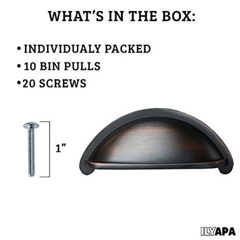 rubbed bronze cabinet pulls amazon pulls rubbed bronze kitchen cabinet pulls inch bin cup