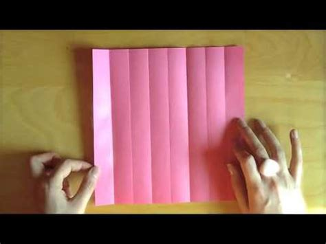 How To Make A Paper Hello - how to make origami