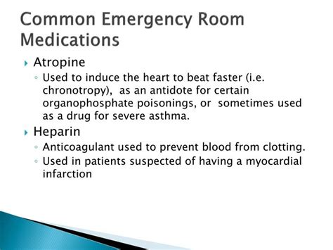 Common Cases In Emergency Room by Ppt Emergency Department Er Overview Powerpoint Presentation Id 2559304