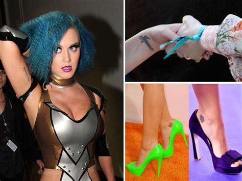 imagenes de tatuajes de katy perry artecorporal