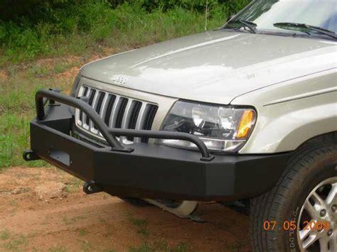 Jeep Wj Winch Bumper C4x4 Wj Grand Trailblazer Winch Bumper Wj Tbfwb