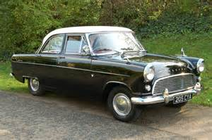 Ford Consul 1956 1962 Ford Consul Mkii Specifications Classic And