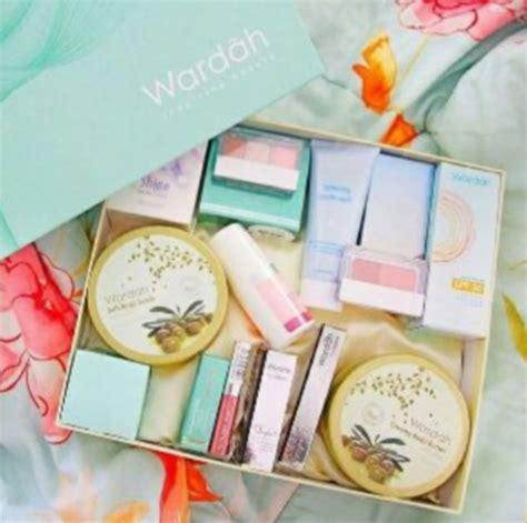 Make Up Wardah Satu Paket by Harga Make Up Wardah Satu Paket Terbaru Februari Maret 2017