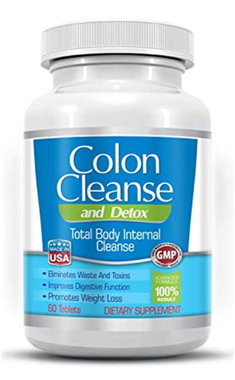 Buy Schwartz Colon Detox Cleanser by Dietzon Weight Loss Diet