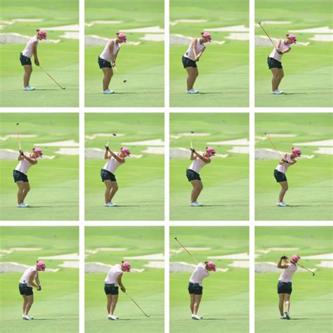 lydia ko swing lydia ko s swing sequence from the hsbc women s chions