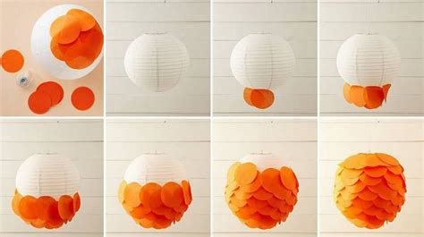 How To Make Lantern At Home With Paper - amazing diy paper craft ideas step by step k4 craft