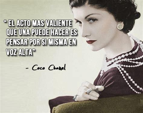 coco chanel biography en español coco chanel quotes espanol quotesgram