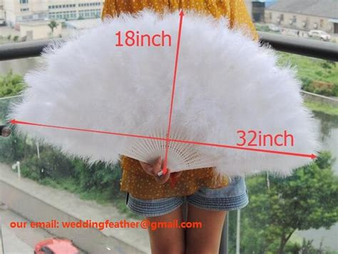 large feather fans 4pcs 80 45cm large burlesque feather fans 132 00