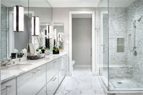 Dwell Bathroom Ideas by Master Bathroom With Multiple Shower Heads By Jimmy Wong