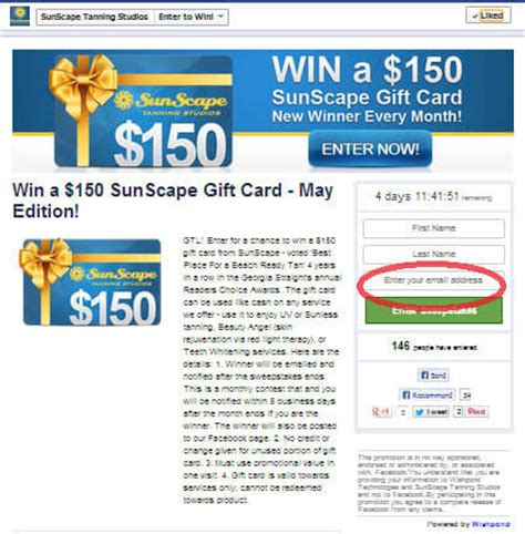Facebook Giveaway Tips - facebook giveaways 50 ideas tips and exles