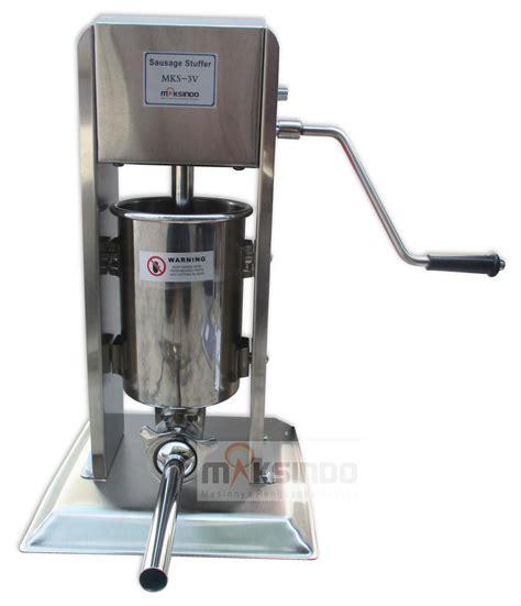 Harga Sosis jual mesin pembuat sosis vertikal mks 3v di bandung toko