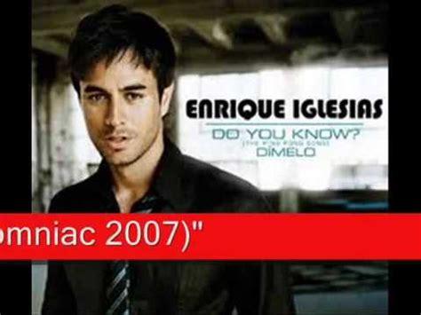 enrique best song enrique iglesias best 20 songs 2007 2015