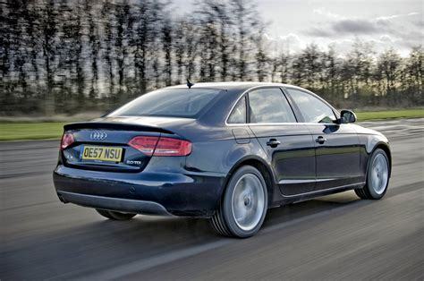 Audi A4 Tdi by Audi A4 2 0 Tdi Se Auto Express