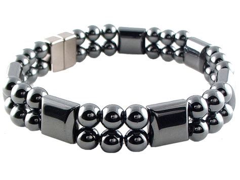 how to make magnetic jewelry hematite magnetic therapy bracelet