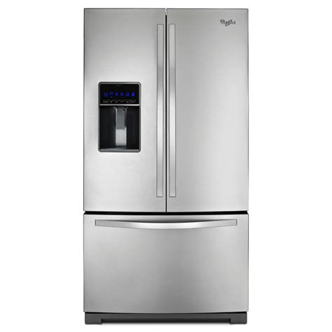 whirlpool wrf736sdam 25 cu ft door