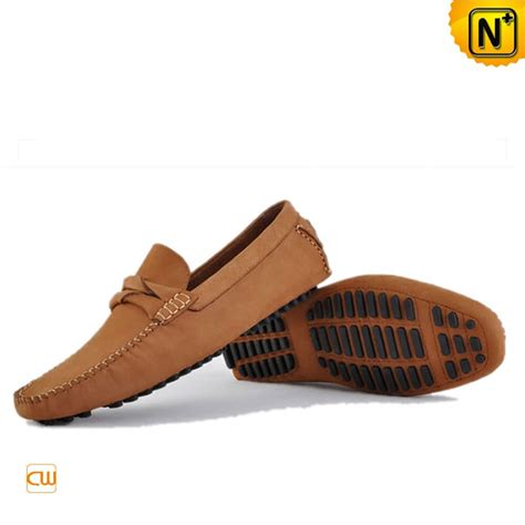 mens loafers shoes mens leather slipon driving loafers shoes cw740325