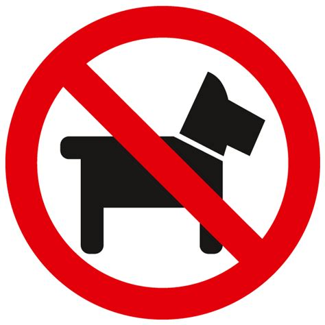 Aufkleber Wetterfest Drucken by Aufkleber 171 Keine Hunde 187 Wetterfest Klebebuchstaben