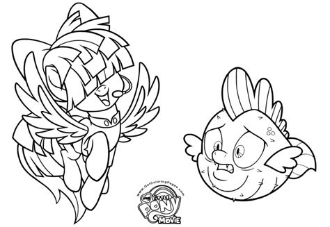 my little pony coloring pages full size my little pony spike coloring pages bltidm